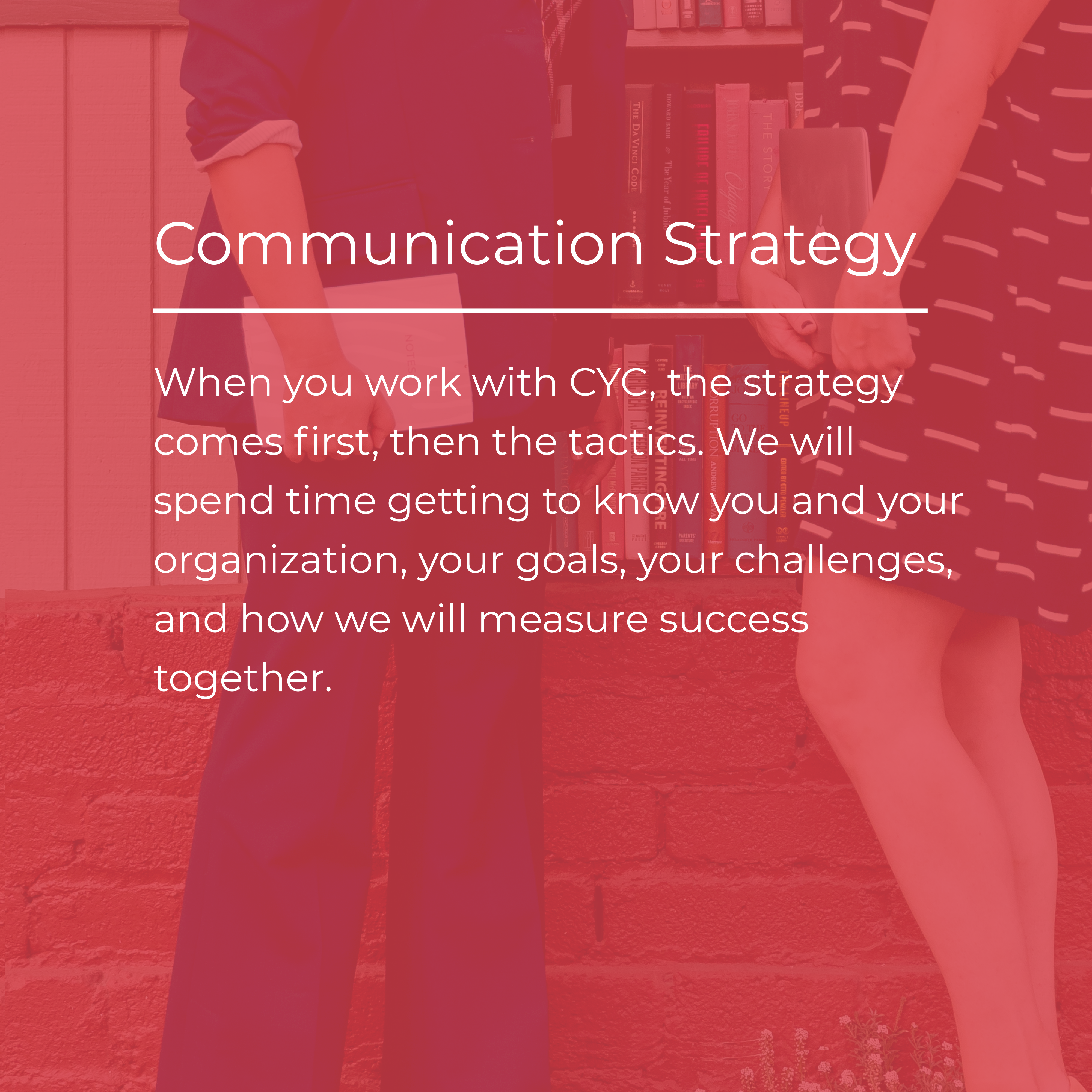 Communication Strategy outline